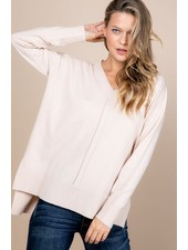 Loved + Adored 'In the Nude' Sweater