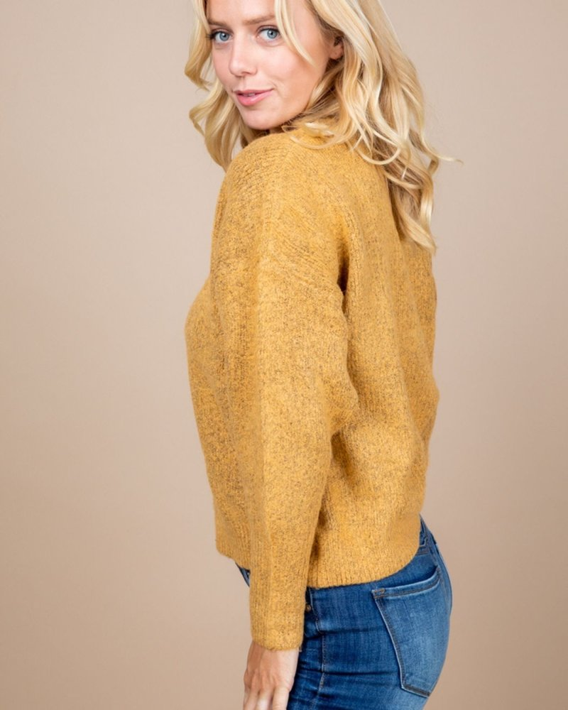 Loved + Adored Loved + Adored 'Pass the Mustard' Sweater