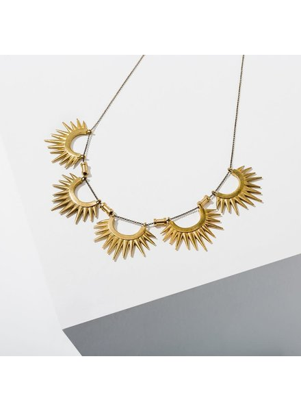 Larissa Loden 'Plexus' Necklace
