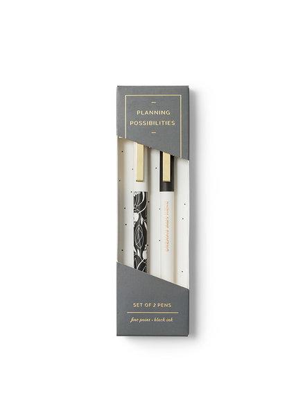 Compendium 'Planning Possibilities' Pen Set