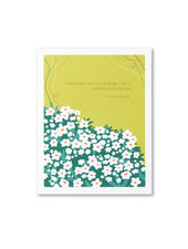 Compendium Card 'Friendship isn't A Big Thing'