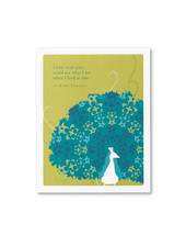 Compendium Encouragement Card   'I only wish you could'