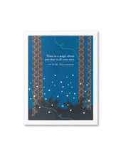 Compendium Thank You Card | 'There Is Magic'