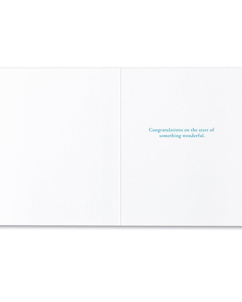 Compendium Compendium Card 'Where it all begins'