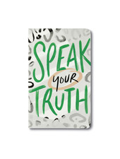 Compendium 'Speak your truth' Write Now Journal
