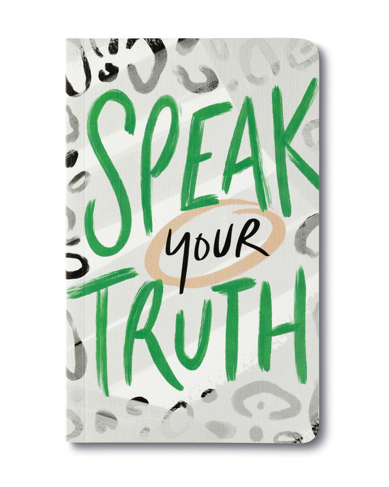 Compendium Compendium 'Speak your truth' Write Now Journal