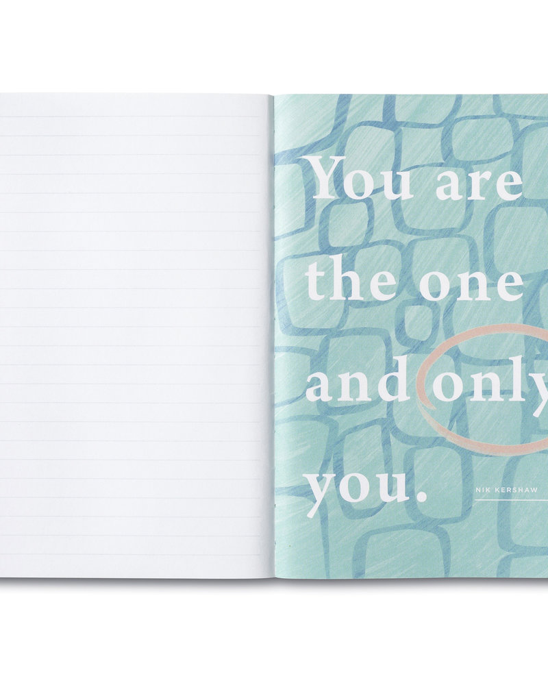 Compendium Compendium 'Speak your truth' Journal