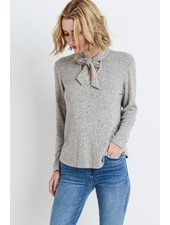Lazy Sundays 'Brush It' Top (Small) **FINAL SALE**