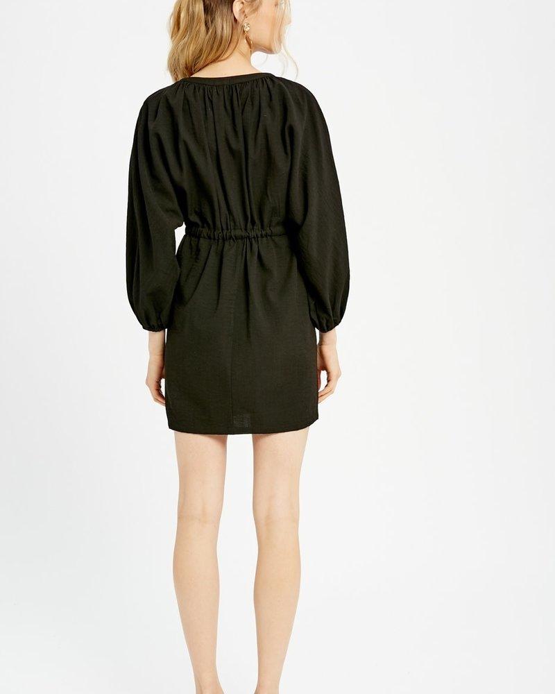 Wishlist Wishlist 'Give Me A Waist' Mini Dress