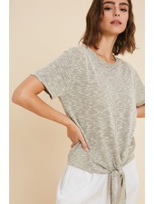 Wishlist 'Tie & Knit It' Top