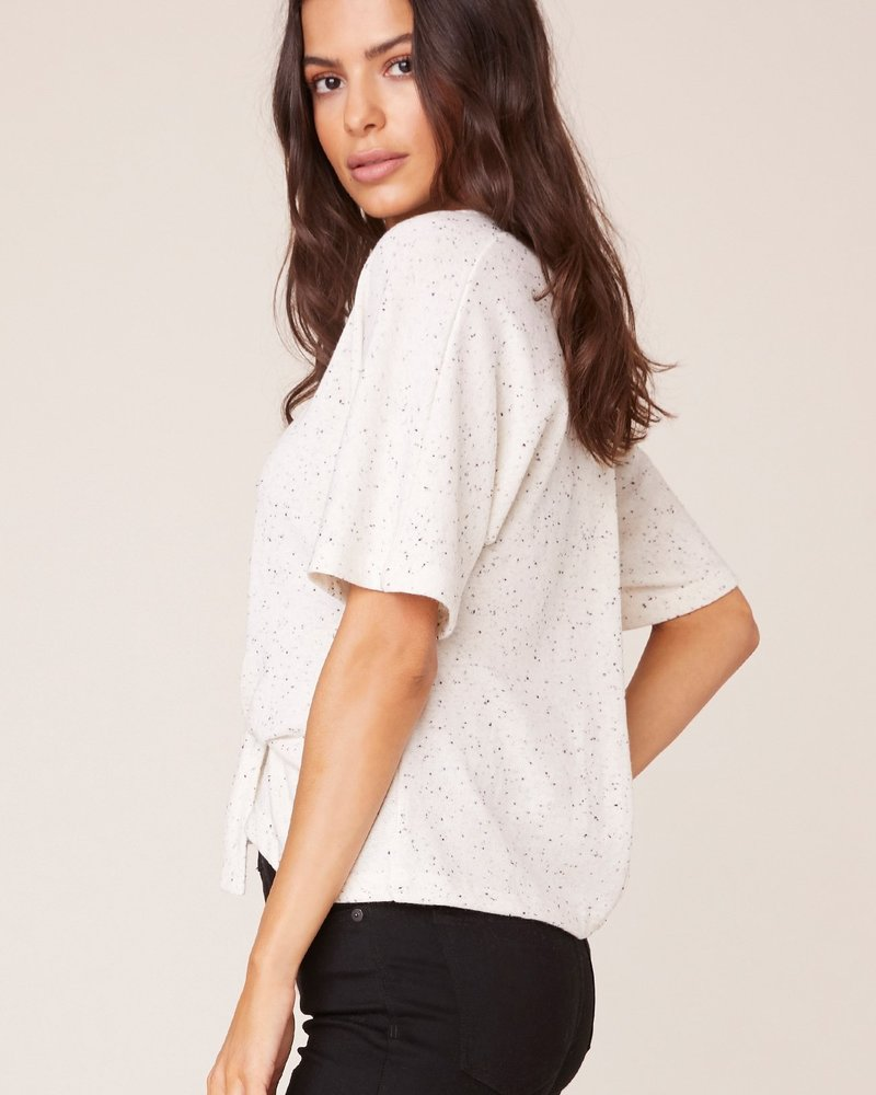 BB Dakota BB Dakota 'Midnight Speckle' Top (Small) **FINAL SALE**