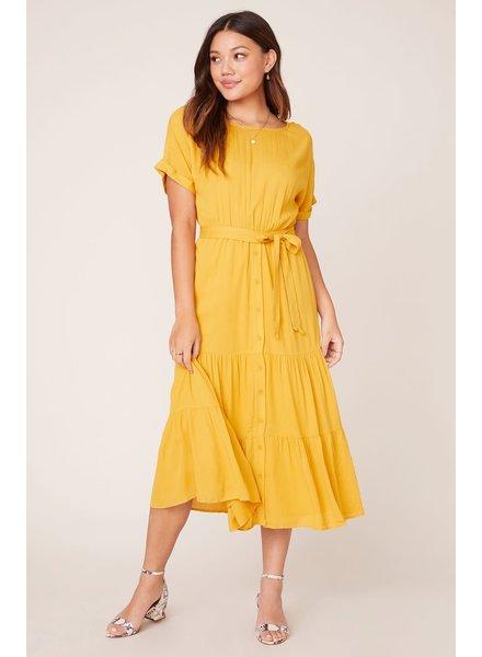 BB Dakota 'Sundown' Midi Dress