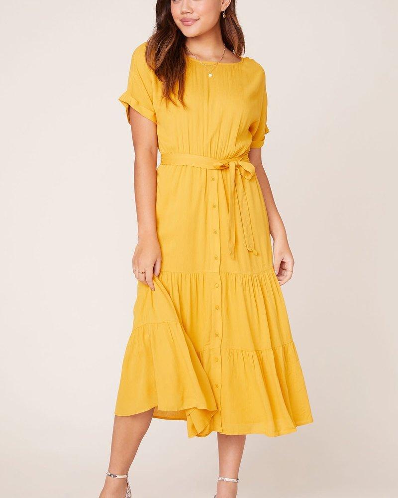 BB Dakota BB Dakota 'Sundown' Midi Dress **FINAL SALE**