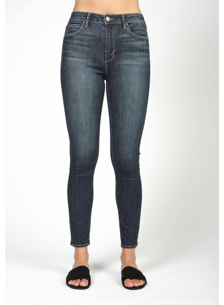 Articles of Society 'Heather' High Rise Skinny Crop Jean in Darby