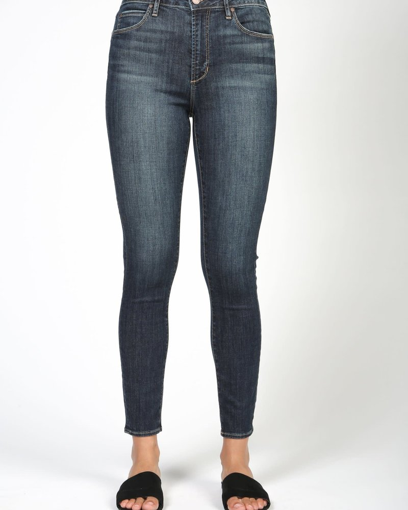 Articles of Society Articles of Society 'Heather' High Rise Skinny Crop Jean in Darby