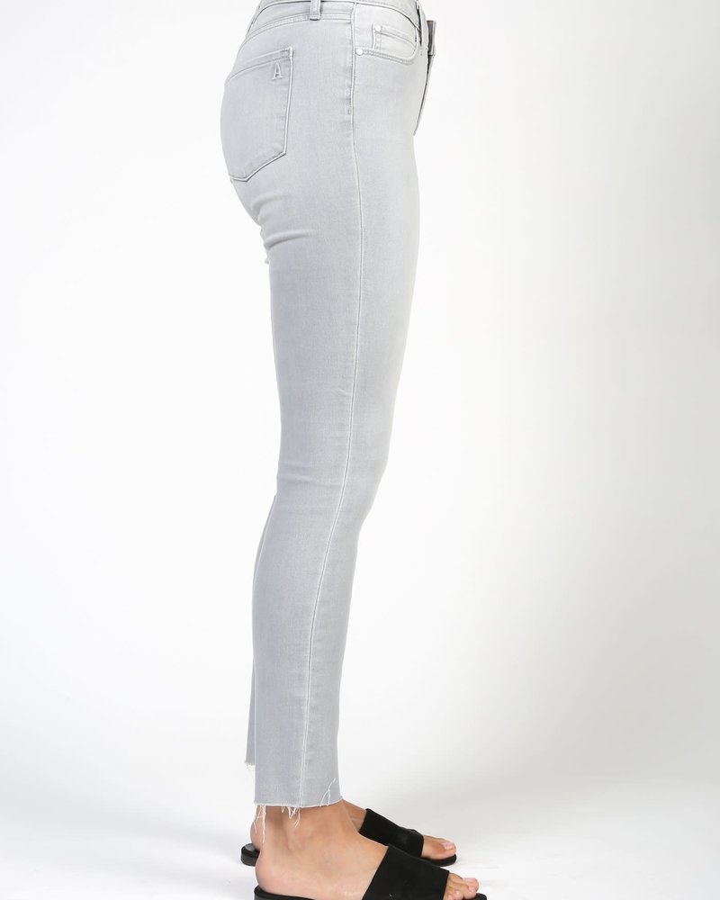 Articles of Society Articles of Society 'Sarah' High Rise Skinny Ankle Jean in Bandit