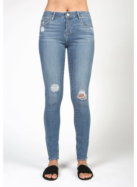 Articles of Society 'Sarah' High Rise Skinny Jean in Balsam