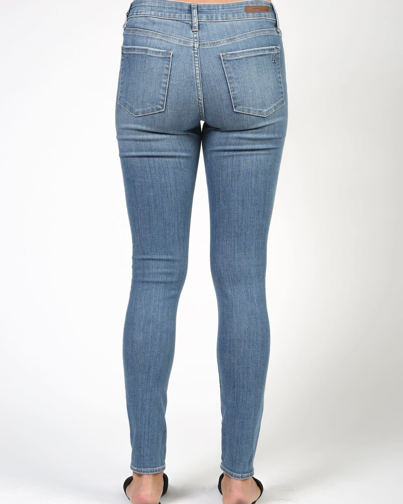 Articles of Society Articles of Society 'Sarah' High Rise Skinny Jean in Balsam
