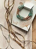 Scout Curated Wears Scout Marine & Silver Original Wrap Bracelet/Necklace