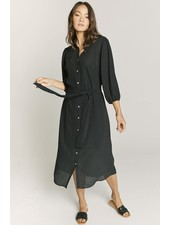 The Good Jane 'Starless Brian' Shirt Dress