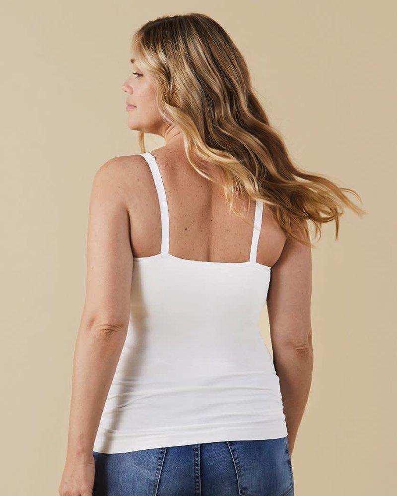 Bravado Designs Bravado White Classic Nursing Cami