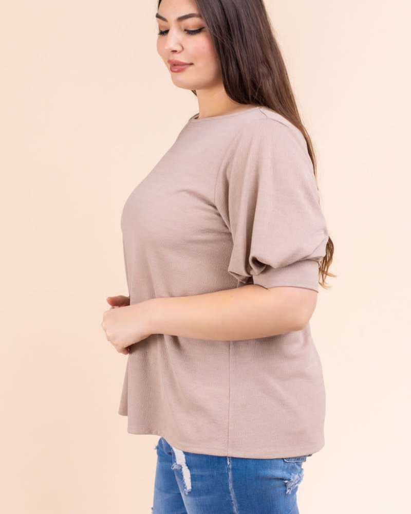 Gilli Gilli 'All Puffed Out' Top