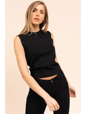 Gilli 'Clean Slate' Sleeveless Sweater Tank