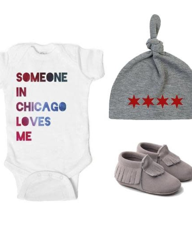 Emerson & Friends Emerson & Friends Chicago Baby Gift Set
