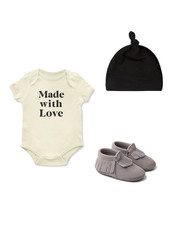 Emerson & Friends Neutral Love Baby Gift Set