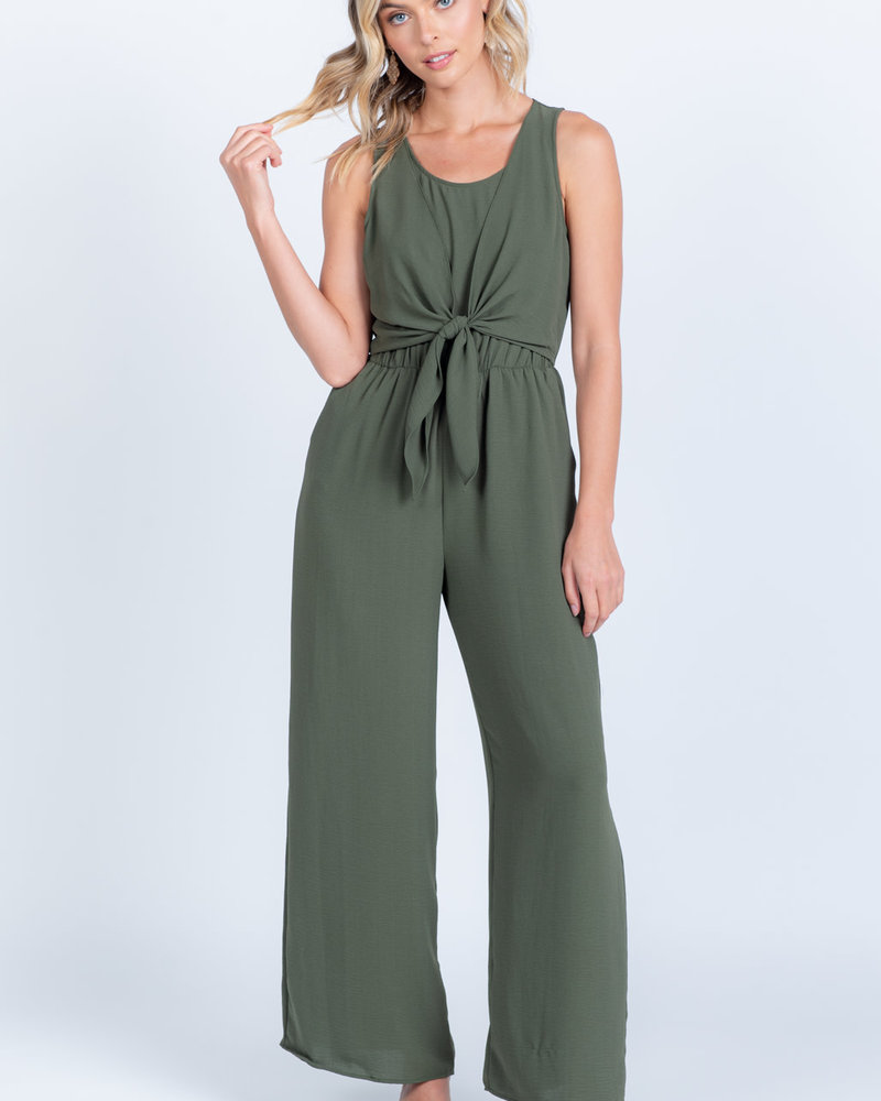 Everly Everly 'Keep 'em Tied' Jumper