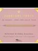 Lucky Feather Lucky Feather Milestone Birthday 'Fabulous Forty' Bracelet