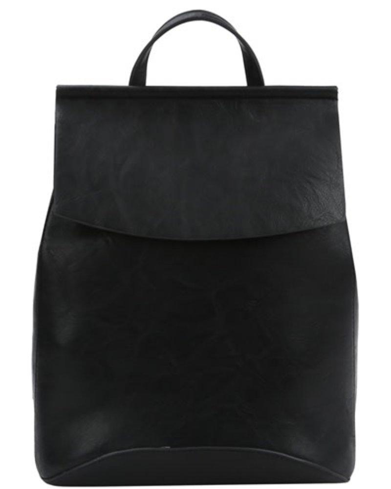 'Back it Up' Convertible Vegan Backpack