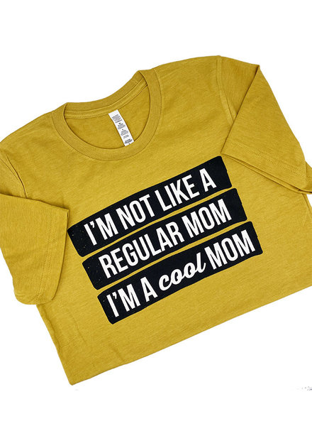 Ruby's Rubbish 'I'm A Cool Mom' Tee