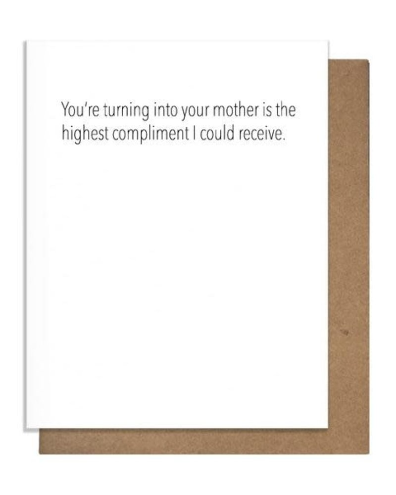 Pretty Alright Goods Pretty Alright Goods Mother's Day Card | Turning Into Mom