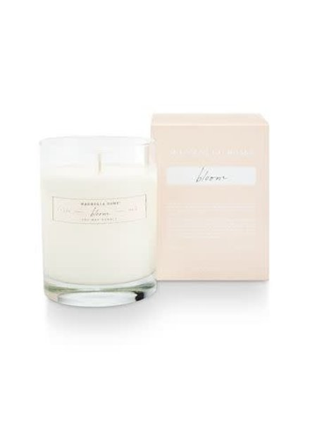 Magnolia Home Bloom Boxed Glass Candle