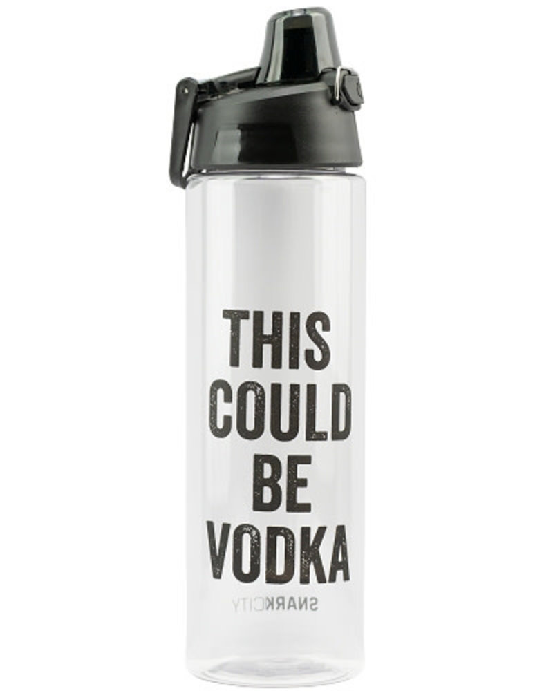 Snark City Snark City 'This Could Be Vodka' Water Bottle