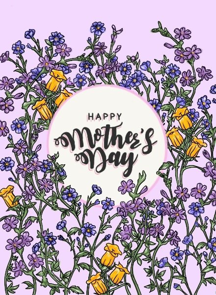 Belle Up Happy Mother's Day e-Gift Card