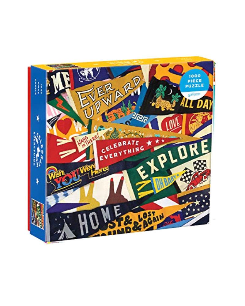 Galison Galison Celebrate Everything 1000 Piece Puzzle