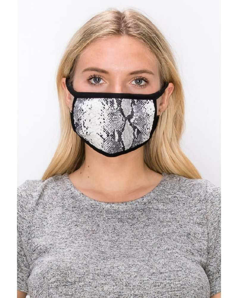 Coin1804 Coin1804 Adult Python Face Mask