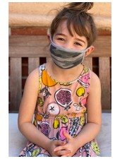 Coin1804 Kids Camo Face Mask