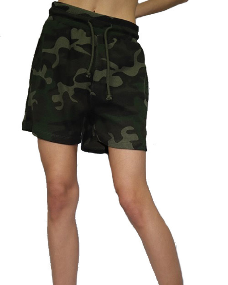 RD Style RD Style 'Coming Up Short' Camo Shorts