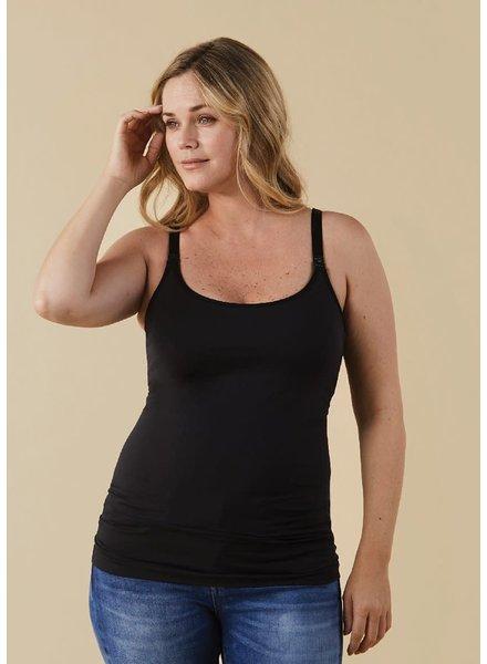 Bravado Designs Black Classic Nursing Cami **FINAL SALE**