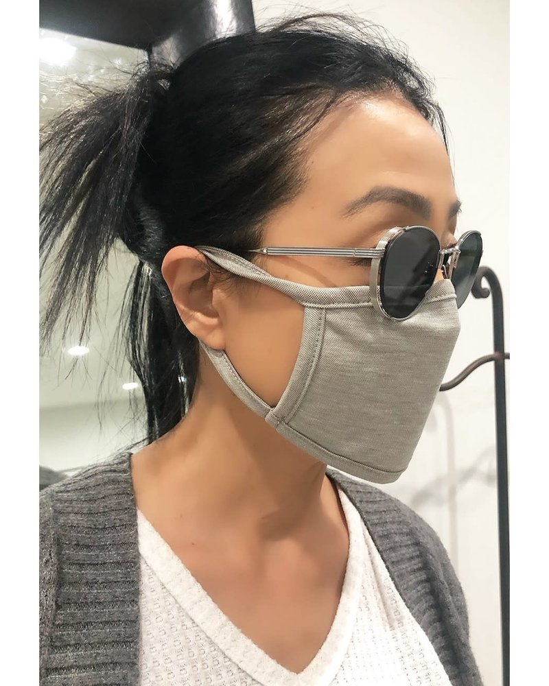 Coin1804 Coin1804 Adult Chambray Face Mask