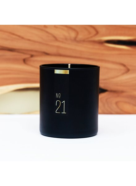 Kalamazoo Candle Co. Black Label Collection Candle No. 21