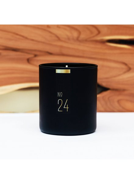 Kalamazoo Candle Co. Black Label Collection Candle No. 24
