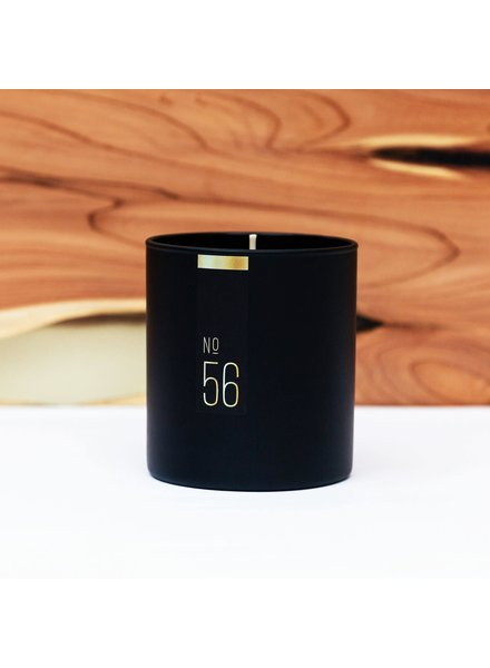 Kalamazoo Candle Co. Black Label Collection Candle No. 56