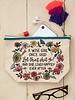 Natural Life Natural Life 'Wise Girl' Canvas Pouch