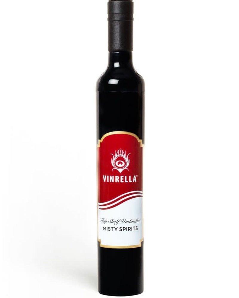 Vinrella Vinrella Misty Spirits Wine Bottle Umbrella