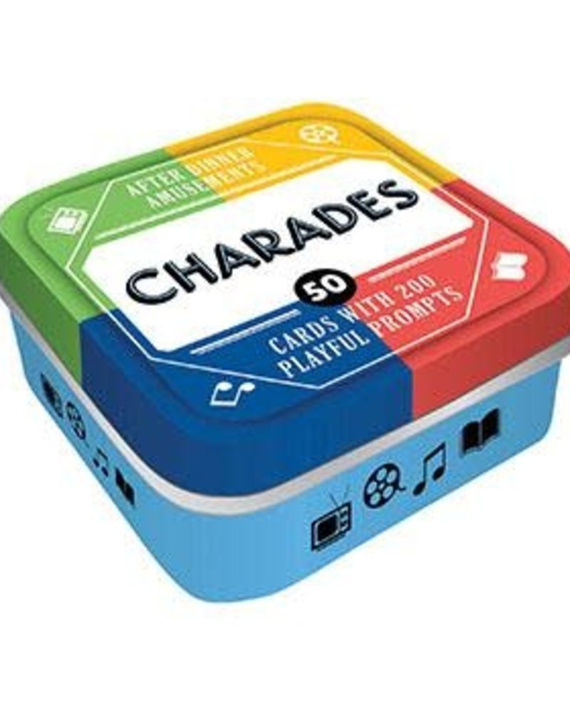 Chronicle Books Chronicle After Dinner Amusements: Charades