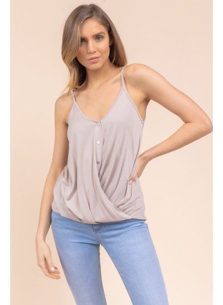 Gilli Khaki 'Put Some Spice In Your Life' Cami